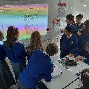 Morse Code Maths 2019