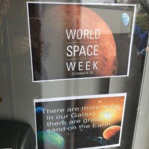 Space week 2019