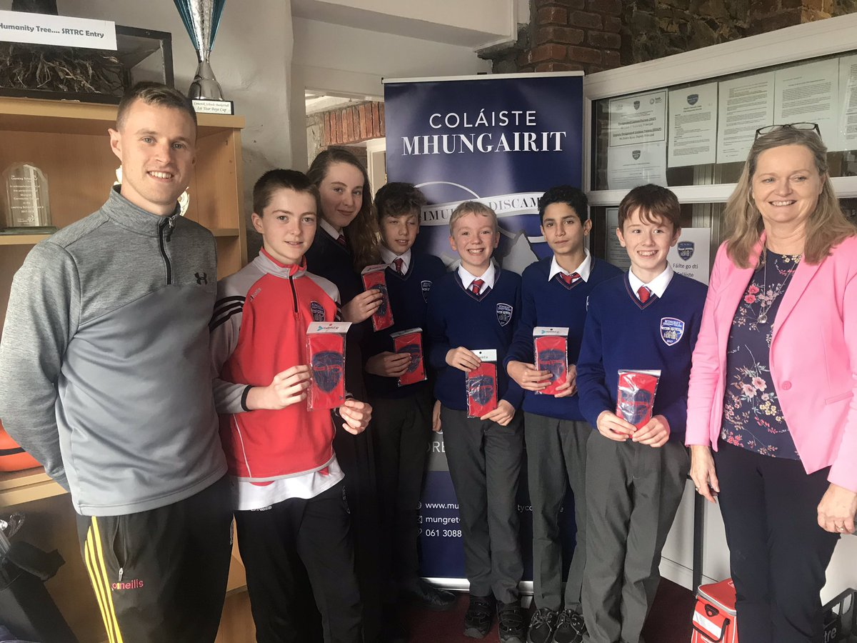 Swimmers 2019 Munster Championships