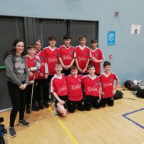 Spike Ball All Ireland 1